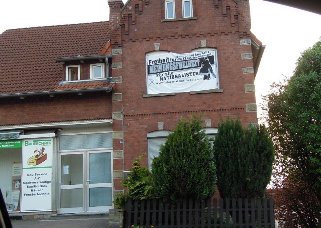 Nazi-WG In Obernkirchen II